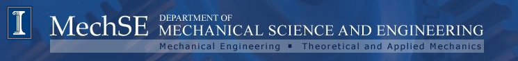 U.Illinois Mechanical Science & Engineering