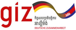 Giz Cambodia logo